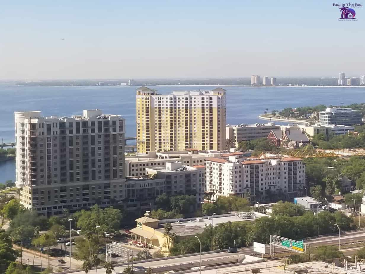 harbour island ariel view showing houses for sale in 33602