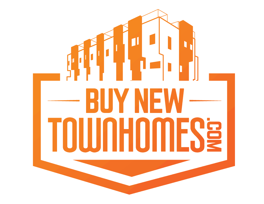 Orange Logo For buynewtownhomes.com